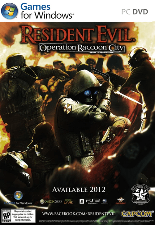 Descargar Resident Evil Operation Raccoon City (2012) Full Español Latino Google Drive MEGA 1ficher Uptobox