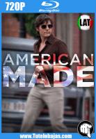 Descarga Barry Seal, sólo en América (2017) 1080P Full HD Español Latino, Inglés Gratis