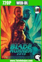 Descarga Blade Runner 2049 (2017) 720P WEB-DL Español Latino, Inglés Gratis