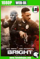 Descarga Bright (2017) WEBDL 1080P Español Latino, Inglés Gratis