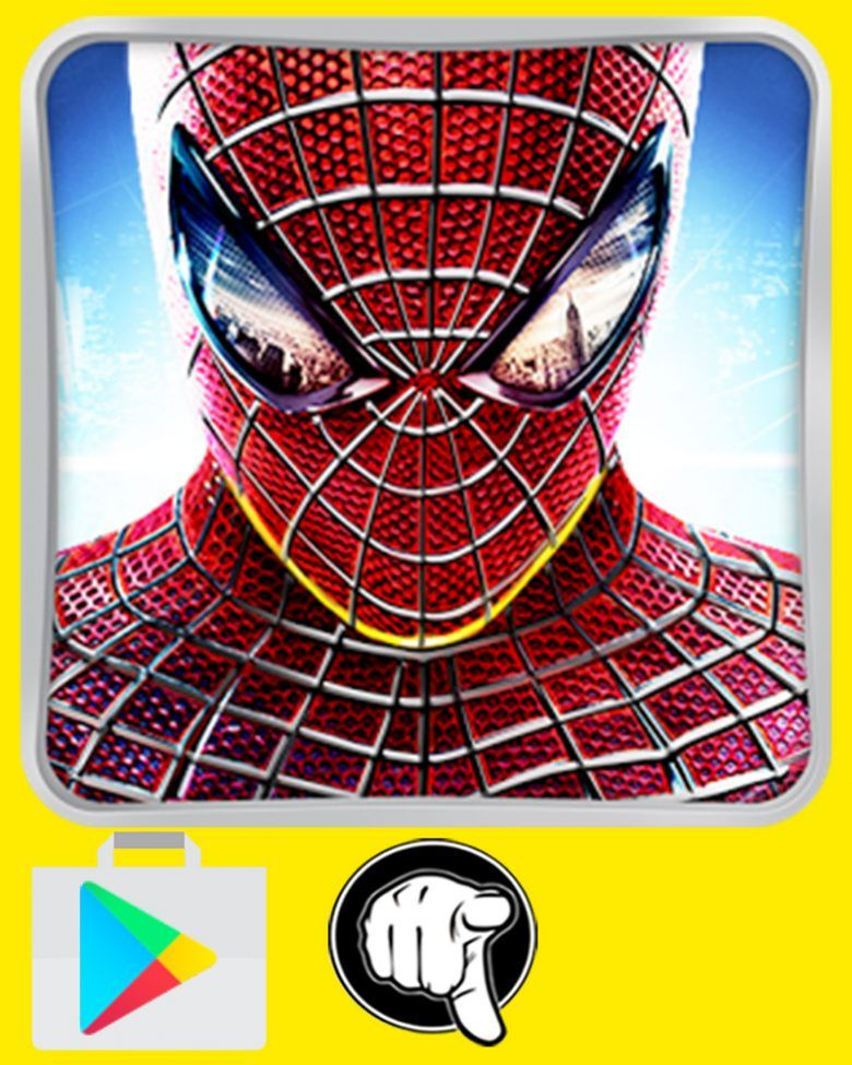 Descargar The Amazing Spider-Man Android [Apk] [Data] Español