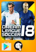 Descarga Dream League Soccer 2018 MOD (Dinero Infinito) APK Android