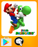 Descarga Super Mario World APK (Hack Mode) Nintendo Android