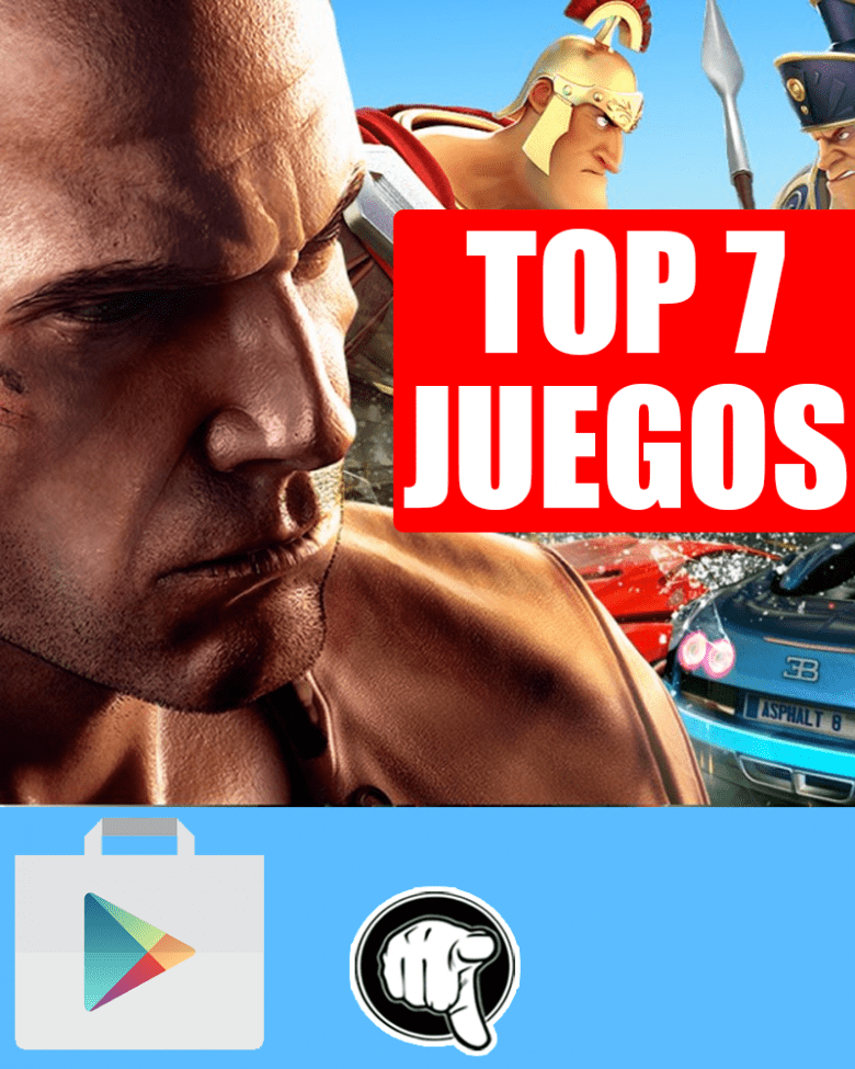 Descargar TOP 7 Mejores Juegos Hackeados Mods Super Adictivos Android