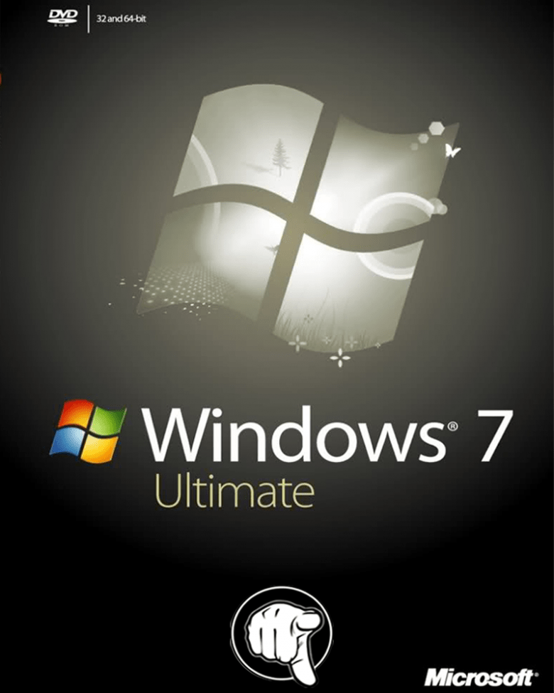 Descargar Microsoft Windows 7 Ultimate SP1 Oficial Original x32 Bits Español Gratis