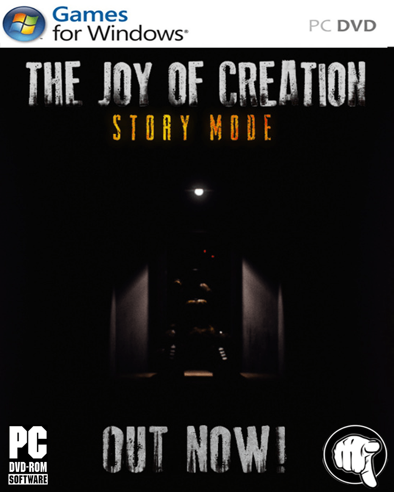 Welcome to the Joy of Creation: Story Mode wiki, where you can find what you need to know on the fully released version of The Joy of Creation: Story Mode! The Joy of Creation: Story Mode is a FNaF Fangame developed by Nikson that was released on July 17, 2017. It is currently on version 1.4.0.