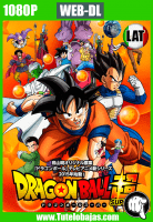 Descarga Dragon Ball Super (2015) Capitulos 1 – 51 1080P WEB-DL Español Latino Gratis