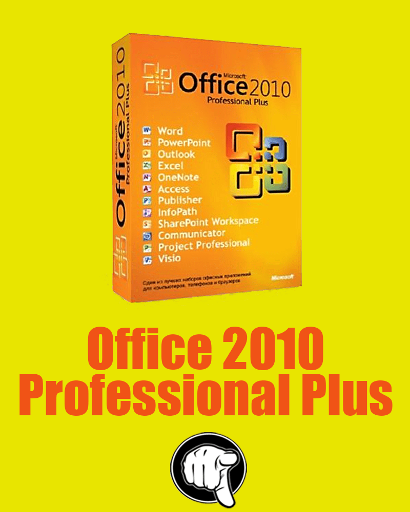 Office 2010 Pro Plus Service Pack 1 Español