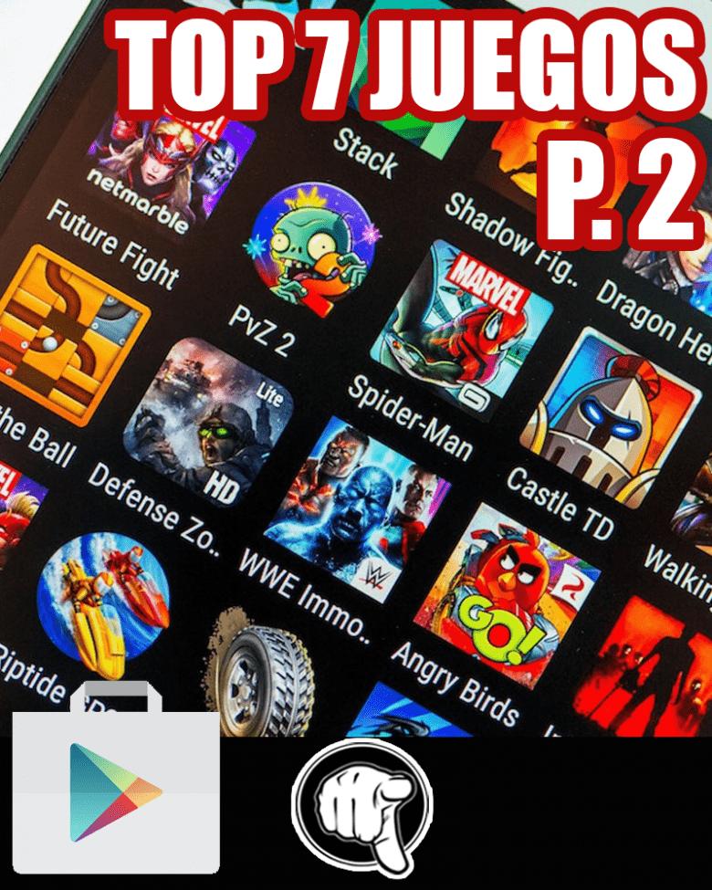TOP 7 Mejores Juegos Sin Internet Android! 2017