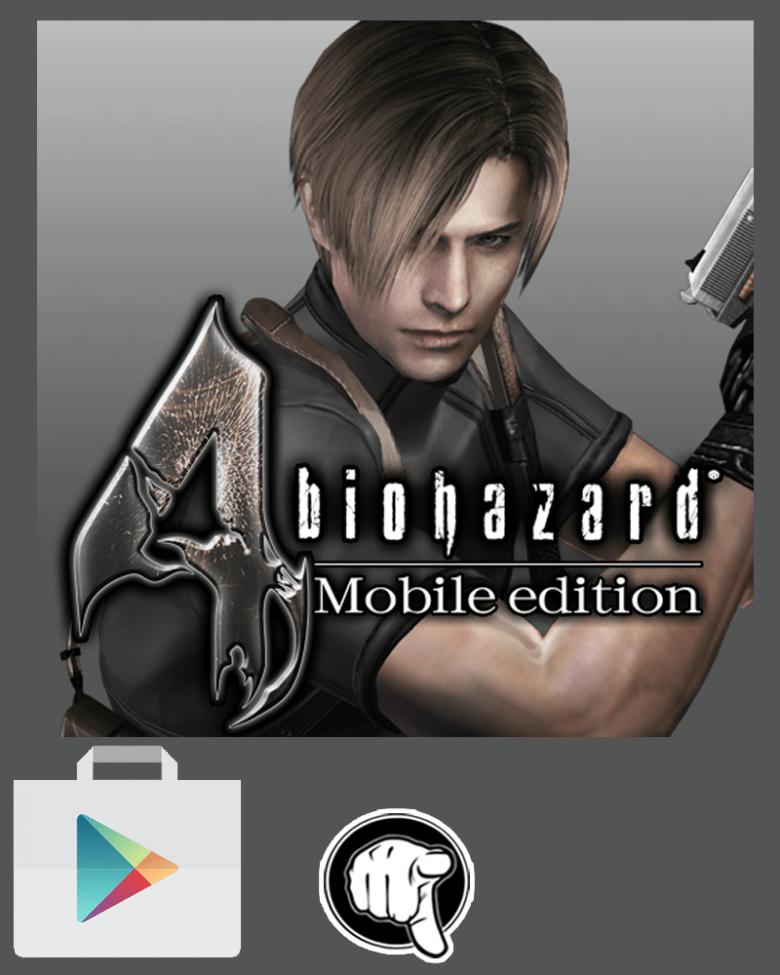 Descargar Resident Evil 4 APK Para Android 6.0 Y 7.0 Gratis