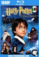 Descargar Harry Potter y la piedra filosofal (2001) 1080P Full HD Español Latino, Inglés Gratis