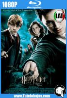 Descargar Harry Potter y la orden del Fénix (2007) 1080P Full HD Español Latino, Inglés Gratis