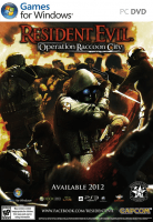 Descargar Resident Evil Operation Raccoon City (2012) Full Español Latino Google Drive MEGA 1ficher Uptobox