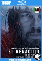 Descarga Revenant: El Renacido (2015) 1080P Full HD Español Latino, Inglés Gratis