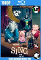 Descarga Sing: ¡Ven y canta! (2016) 1080P Full HD Español Latino, Inglés Gratis