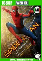Descargar Spider-Man: de regreso a casa (2017) 1080P WEB-DL Español Latino, Inglés Gratis