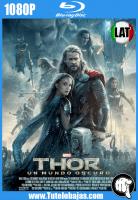 Descarga Thor: Un mundo oscuro (2013) 1080P Full HD Español Latino, Inglés Gratis