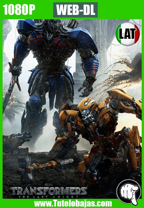 Descargar Transformers: el último caballero (2017) 1080P WEB-DL (IMAX EDITION) Español Latino, Inglés Gratis