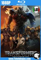 Descargar Transformers: el último caballero (2017) 1080P Full HD (IMAX EDITION) Español Latino, Inglés Gratis