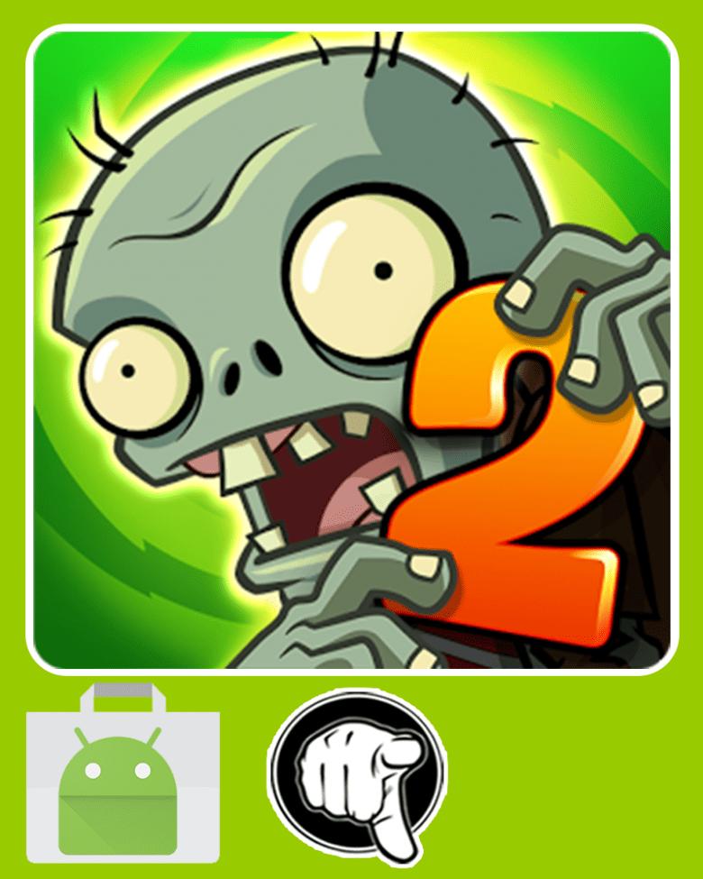 Descargar Plantas Vs Zombies 2 Android APK Hack Dinero Ilimitado