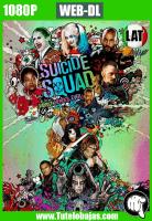 Descarga Escuadrón Suicida (2016) Extend WEB-DL 1080P Full HD Español Latino, Inglés Gratis