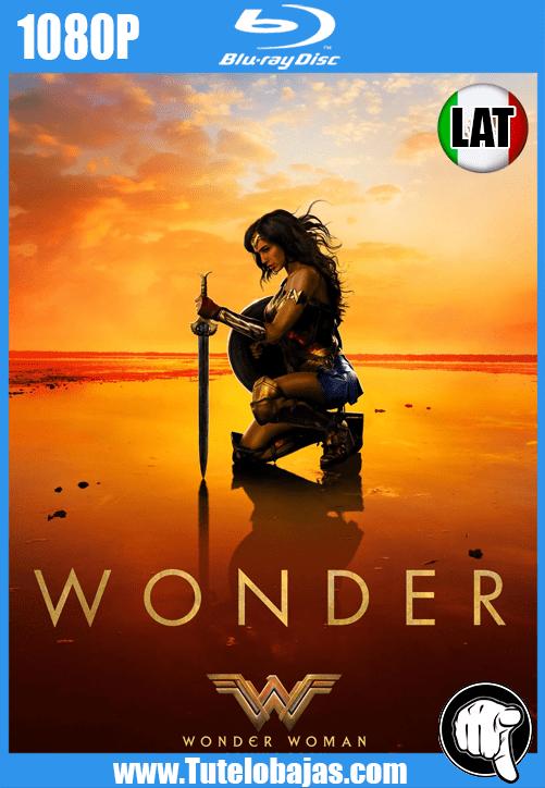 Descargar Mujer Maravilla (2017) 1080P Full HD Español Latino e Inglés Gratis