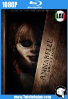 Descargar Annabelle 2: la creación (2017) 1080P Full HD Español Latino e Inglés Gratis