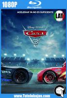 Descargar Cars 3 (2017) 1080P Full HD Español Latino, Inglés Gratis