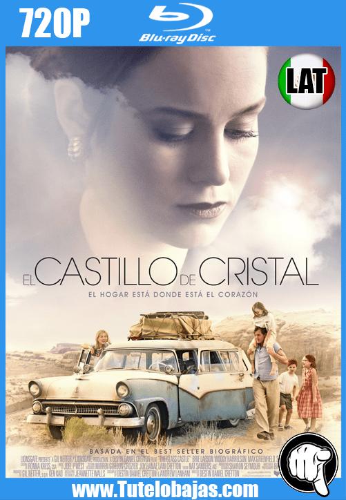 Descargar El castillo de cristal (2017) 720P HD Español Latino, Inglés Gratis