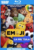 Descarga Emoji: La película (2017) 1080P Full HD Español Latino, Inglés Gratis