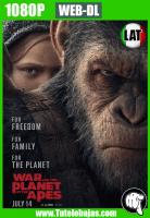 Descargar El planeta de los simios: la guerra (2017) 1080P WEB-DL Español Latino, Inglés Gratis