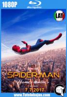 Descargar Spider-Man: de regreso a casa (2017) 1080P Full HD Español Latino, Inglés Gratis