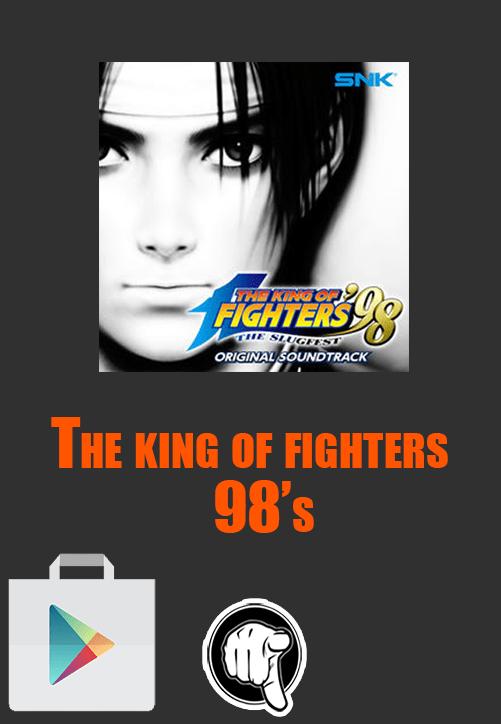 Descargar The King Of Fighters 98´s Mod Para Android Gratis | Google Drive | Mediafire | Mega