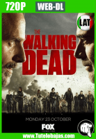 Descarga The Walking Dead Temporada 8/Capitulos 1 – 7 (2017) 720P WEB-DL Español Latino, Inglés Gratis