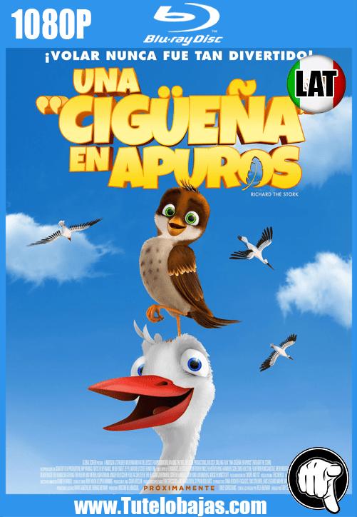 Descargar Una cigueña en apuros (2017) 1080P Full HD Español Latino, Inglés Gratis