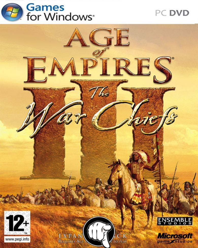Descargar Age of Empires III: The WarChiefs Full Español [ISO] Gratis
