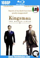 Descargar Kingsman: El Círculo Dorado (2017) 1080P Full HD Español Latino, Inglés Gratis