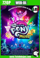 Descarga Mi Pequeño Pony: La Película (2017) 720P HD Español Latino, Inglés Gratis