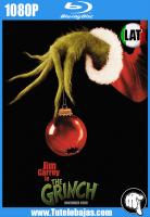 Descarga El Grinch (2000) 1080P Full HD Español Latino, Inglés Gratis