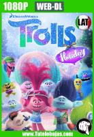 Descargar Trolls Holiday (2017) 1080P WEB-DL Español Latino, Inglés Gratis
