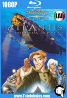 Descarga Atlantis: El imperio perdido (2001) 1080P Full HD Español Latino, Inglés Gratis