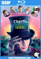 Descarga Charlie y la fábrica de chocolate (2005) 1080P Full HD Español Latino, Inglés Gratis