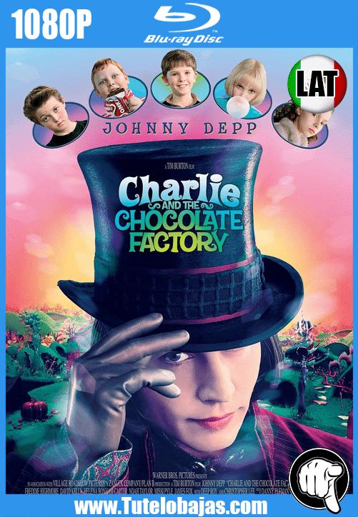 Charlie y la fabrica de chocolate DVDRip Latino ...