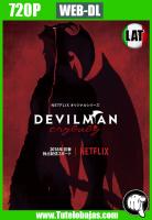 Descarga Devilman: Crybaby (2018) 720P WEB-DL Español Latino, Inglés Gratis