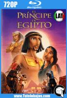 Descarga El príncipe de Egipto (1998) 1080P Full HD Español Latino, Inglés Gratis