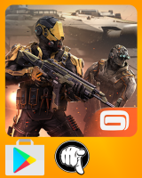 Descarga Moderm Combat 5: Blackout  Hack\Mode APK Android