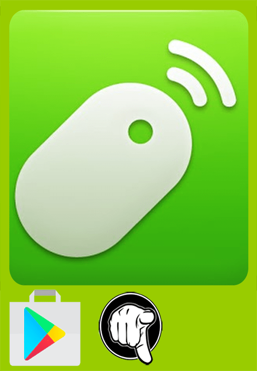 DESCARGAR REMOTE MOUSE  ANDROID APK