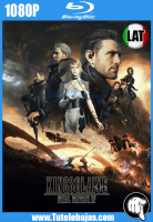 Descarga Kingsglaive: Final Fantasy XV (2016) 1080P Full HD Español Latino, Inglés Gratis