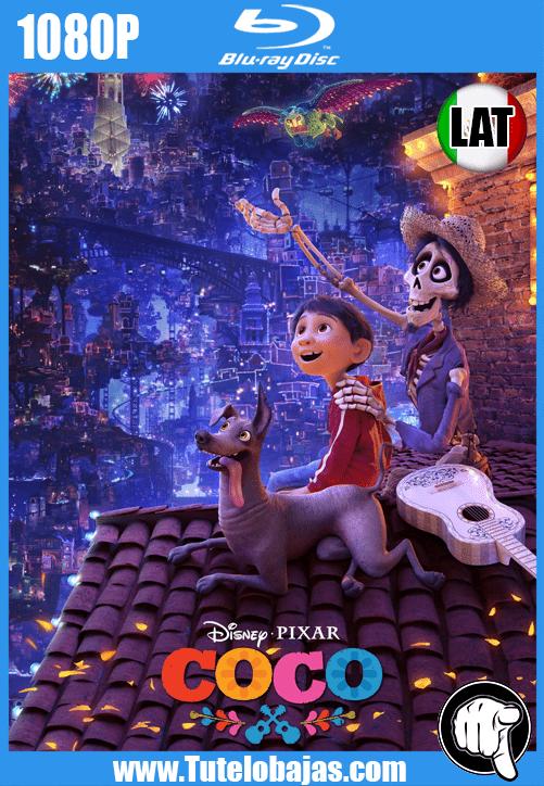 Descarga Coco (2017) 1080P Full HD Español Latino, Inglés Gratis