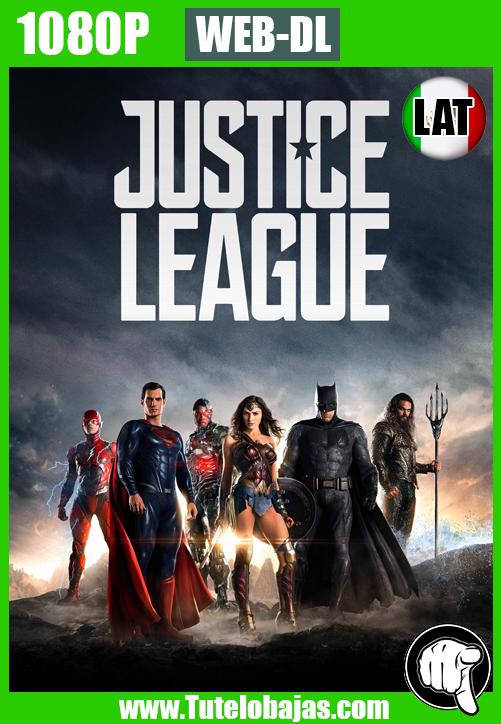 Descarga Liga de la Justicia (2017) WEB-DL 1080P Español Latino, Inglés Gratis